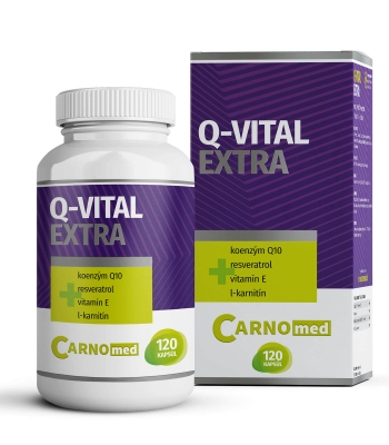 Q-VITAL EXTRA - Supporting vitality